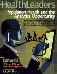 CLIENT: HEALTHLEADERS magazine