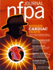CLIENT: NFPA magazine