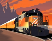 CLIENT: THE DINNER TRAIN